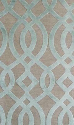 du barry stripe velvet from osborne & little Love the pattern!