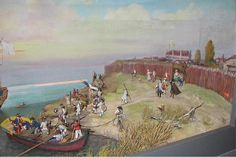 Fort Niagara on Lake Ontario. A trading post built in 1678 to protect the interests of New France. Niagara Falls Pictures, Old Fort Niagara, Independence War, Lake Painting, Seven Years' War, France 2, War Of 1812, Canadian History, Colonial America