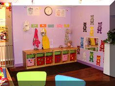 HOME DAYCARE ROOMS | Parents are able to come into daycare help their children prepare for ...