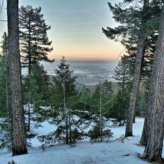 #Boulder from Green Mountain area @ Green Mountain West Ridge Trailhead by @HKoren on 2013-01-05