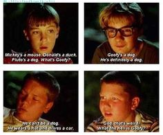 Life lessons from Stand By Me