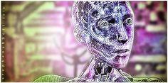 I Robot by Henstepbatbot I Robot, Digital Art, Portrait, Fictional Characters, Headshot Photography, Portrait Paintings, Fantasy Characters, Drawings, Portraits