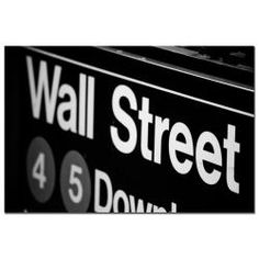 Yale Gurney 'Wall Street Next' Canvas Art