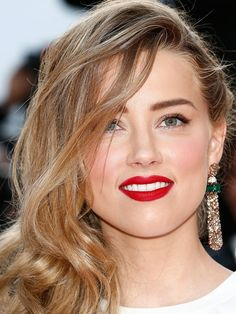 Amber Heard at the 2014 Cannes Film Festival: http://beautyeditor.ca/2014/05/27/cannes-2014/