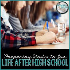 Preparing students for life after high school with real-world writing assignments and mock interviews. High School Students, High School Seniors, Student Life, Life After High School, Writing Assignments, Essay Writing, Writing Prompts, Gymnasium, School Grades
