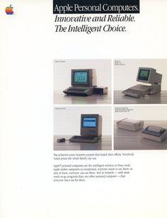 """Apple Personal Computers"" Dealer Spec Sheets - 1984. Excellent condition."