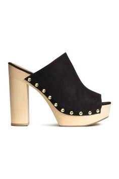 Sandalias de plataforma 39,99 €