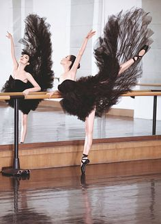 Lovely photo! I have been doing my best to track the photo credits to no avail. I believe it's from a photo shoot with dancers from the National Ballet of China.