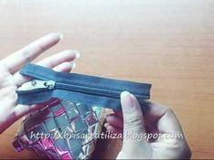 Así se cose la cremayera o cierre.- How to sew a zipper