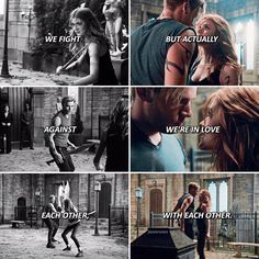 "#Shadowhunters 2x12 ""You Are Not Your Own"" - Clary and Jace"