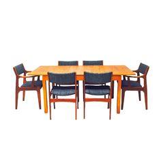 Danish Teak Dining Set
