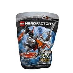 $8.99 this one specifically - Lego HERO Factory JAWBLADE 6216  JADEN