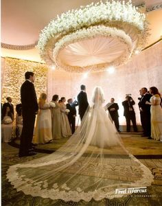 Lace Cathedral Veil, need a veil like this
