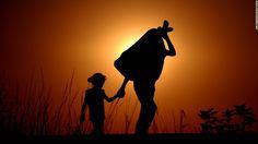 refugees walking - Google Search