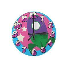 Rocket Clock!