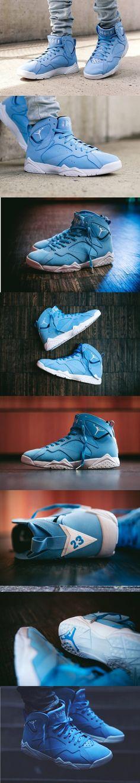 9e2e915322c  AIR  JORDAN 7  RETRO  UNIVERSITY  BLUE. The Latest Sneakers