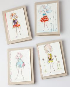 """Stitched Girls with Guest Artist Cynthia Shaffer--love, love, love Somerset """"anything"""", so much talent in this world!"""