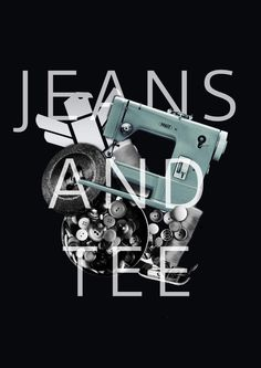 Estampa Jeans and tee