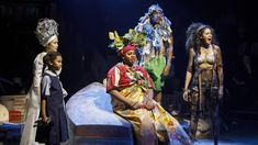 How Once On This Island Redefines Gender And Race With Broadway Revival Exclusive Clint Michael Arden Lea Salonga