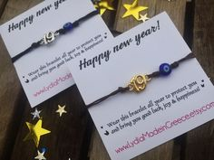 Excited to share this item from my shop: 2019 new year gift 2019 bracelet 2019 jewelry 2019 New years eve pary favors Greek gouri 2019 Gift for her Gift for him Gift for coworker Christmas And New Year, Christmas Home, Gifts For Coworkers, Gifts For Him, Diy Jewellery, Unique Jewelry, New Year Gifts, Lucky Charm