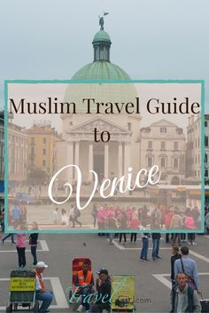 Muslim friendly guide to visiting Venice. Where to find halal food, mosque to pray in Venice Italy plus things you shouldn't miss experiencing :)