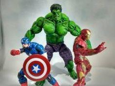 The Incredible Hulk (Marvel Legends) Custom Action Figure