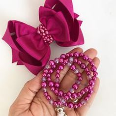 Baby Tiara, Cheer Team Pictures, Diy And Crafts, Arts And Crafts, Diy Hair Bows, Diy Hair Accessories, Kids Jewelry, Cute Diys, Some Ideas