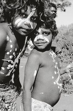 Aboriginal Culture ~ Tribal Dance ~ Black and White Photography by Alastair McNaughton