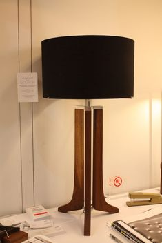 Cerno table lamp - Home Decorating Trends - Homedit End Tables, A Table, Ceiling Light Fixtures, Ceiling Lights, Bedside Table Lamps, Unique Lamps, Aluminium, Floor Lamp, Interior Design
