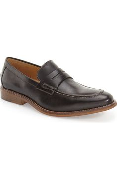 G.H. Bass & Co. 'Conner' Penny Loafer (Men) available at #Nordstrom