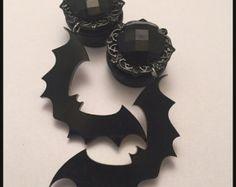 Wählen Sie Größe schwarz Planchette Acryl von Lovekillsboutique