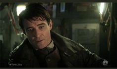 Goran Visnjic of NBC---TIMELESS
