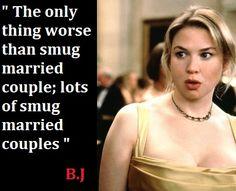 "from  ""Bridget Jones diary"""
