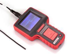 vidéoscope / endoscope automobile pour un diagnostique précis sans démontage   http://www.auto-diag-solution.fr/accueil/276-launch-eei-100-videoscope-endoscope-automobile.html