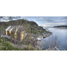 Naust paa Aure; Trondheim, Norwegen, www.tyinarchitects.com