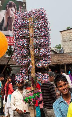 Chitwan, festival in Nepal