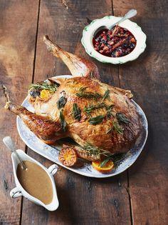 Jamie's easy turkey