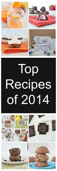 Top 10 most popular My Whole Food Life recipes from 2014. Did any of your favorites make the list? #vegan #glutenfree #mywholefoodlife