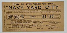Bremerton History - Navy Yard City