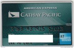 American Express cards  EB6