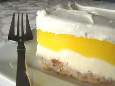 Luscious Lemon Layers