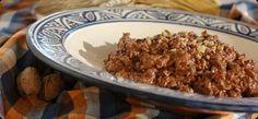 dessert risotto . . . risotto al cioccolato • david rocco