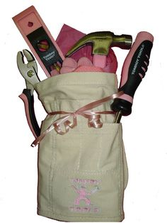 Tomboy Tools, A Bouquet that lasts HER life time!