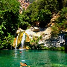 Sant Aniol Spain Travel, Waterfall, Outdoor, Natural Swimming Pools, Exit Slips, Destinations, Viajes, Places, Outdoors