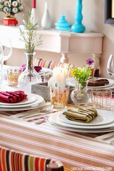 Vintage & Chic · Blog decoración. Vintage. DIY. Ideas para decorar tu casa: navidad [] christmas