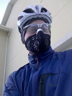 Respro Sportsta™ Mask in Utah, USA  #myrespromask