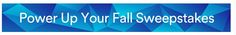 3M Power Up Your Fall Sweepstakes
