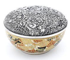 A small Satsuma bowl  By Masanobu, Meiji Period  (2)