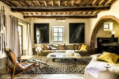 Tuscany by D.Mesure – Elodie Sire | HomeAdore #interior #architecture