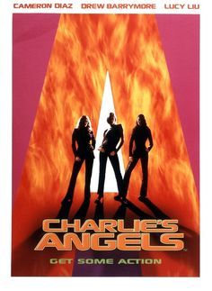 (Credit-c.Columbia/Everett/REX/Shutterstock) Best And Worst Film Adaptations Of TV Shows: 'Charlie's Angels' The dream team of Cameron Diaz, Lucy Liu and Drew Barrymore helped put a brilliant spin on 'Charlie's Angels', giving it a modern make-over.